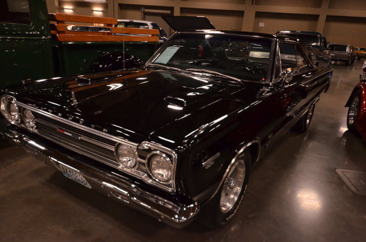 16th Image of a 1967 PLYMOUTH BELEVDERE