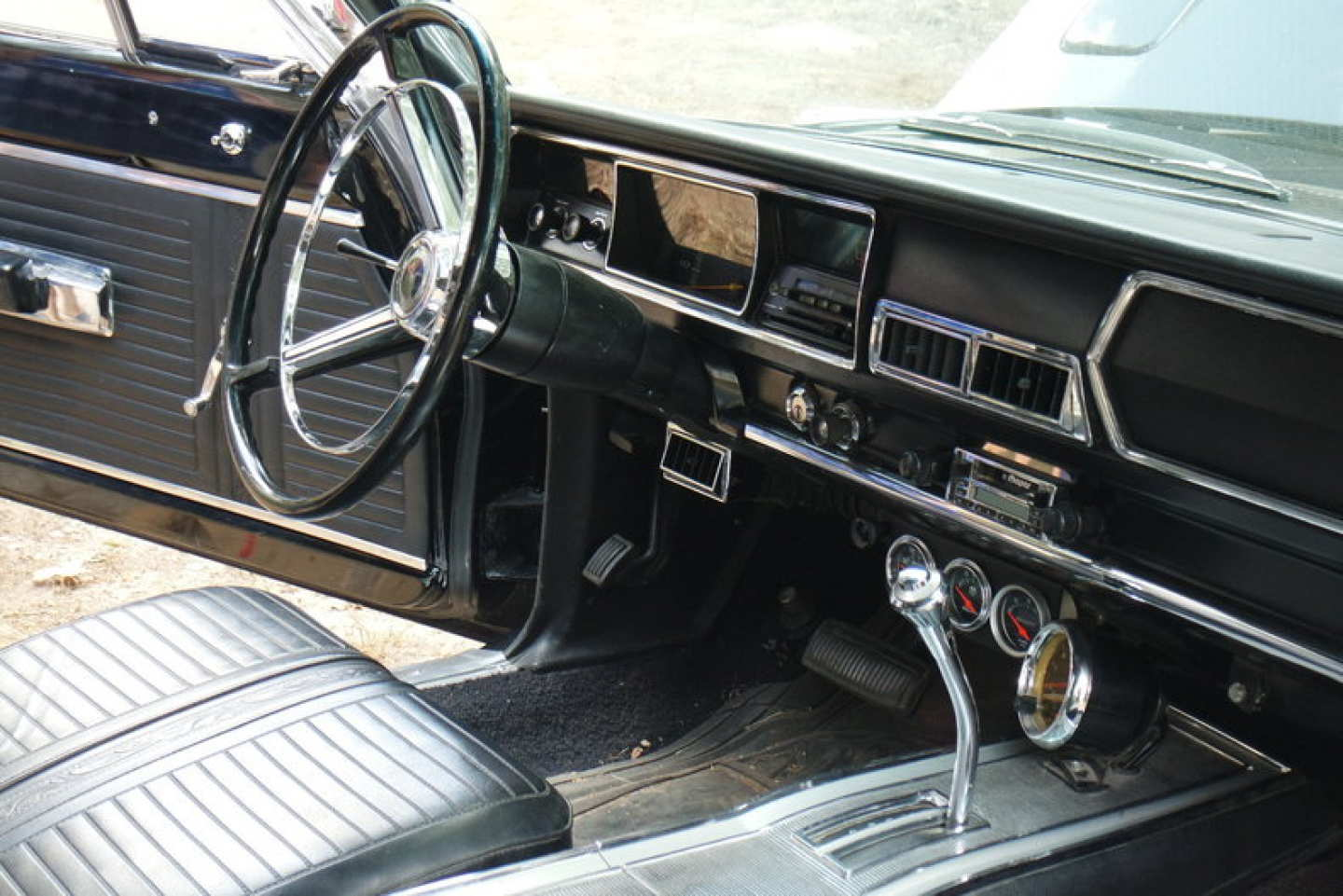 25th Image of a 1967 PLYMOUTH BELEVDERE