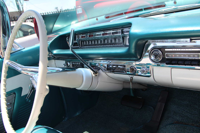 21st Image of a 1959 OLDSMOBILE SUPER 88