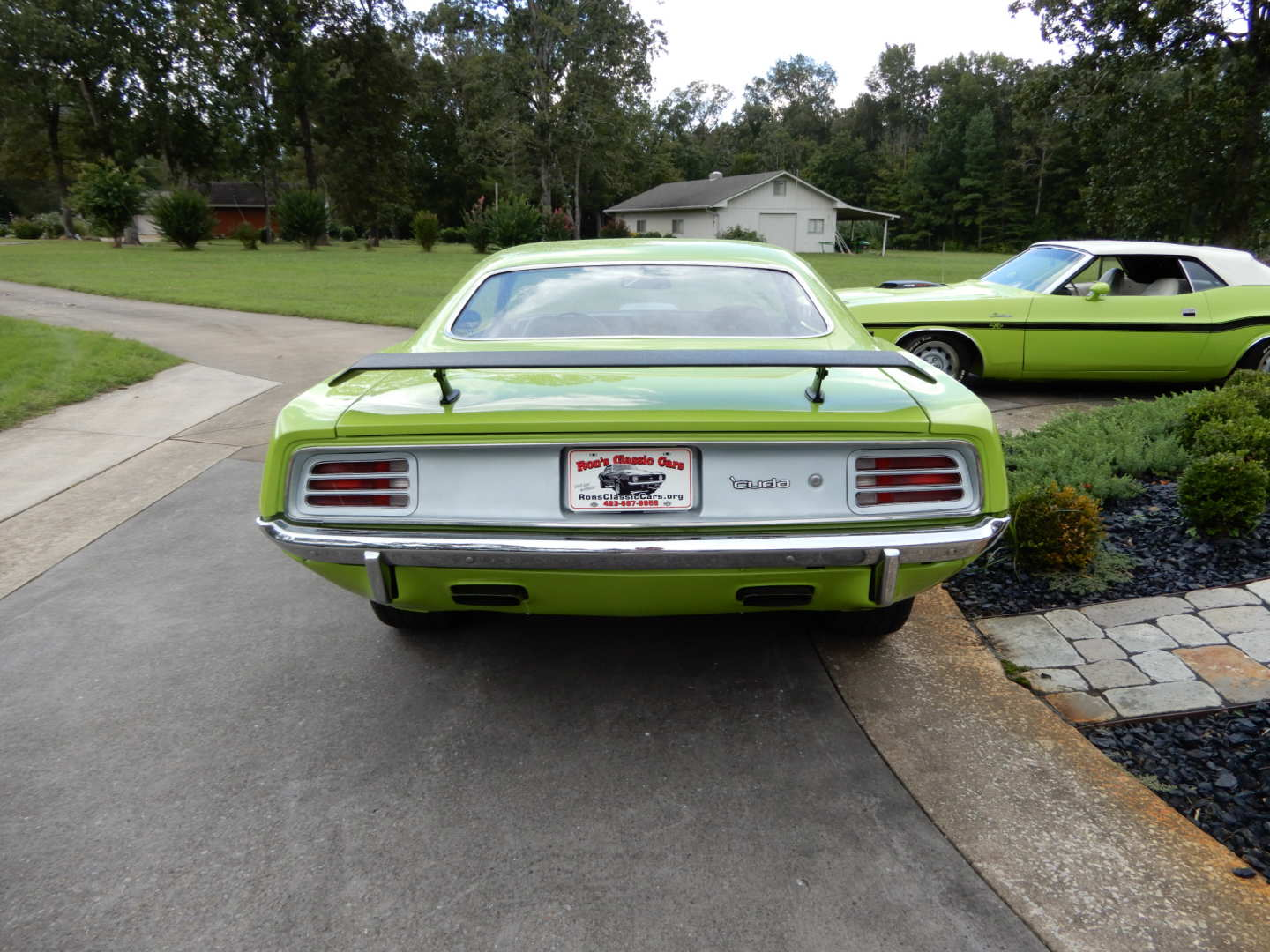 2nd Image of a 1970 PLYMOUTH CUDA