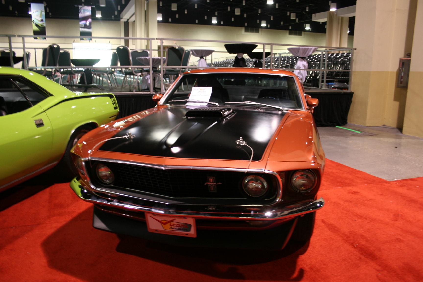 11th Image of a 1969 FORD MUSTANG