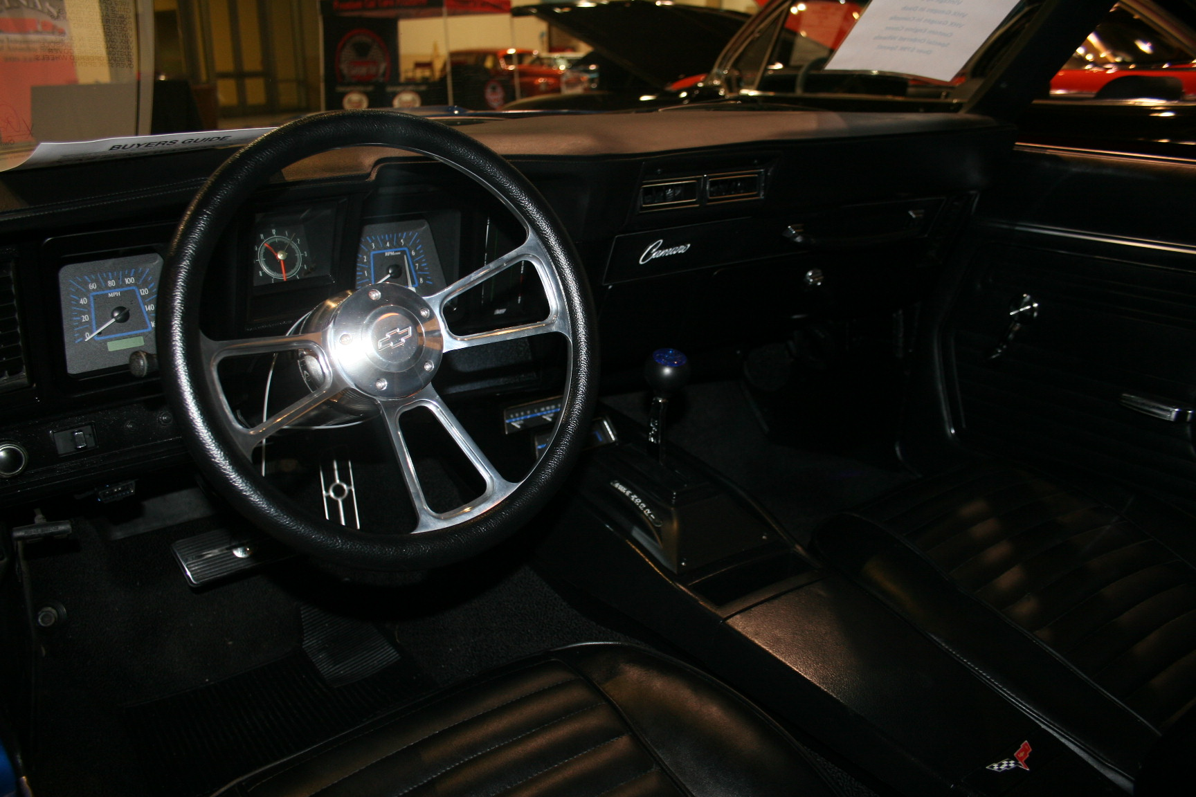 5th Image of a 1969 CHEVROLET CAMERO