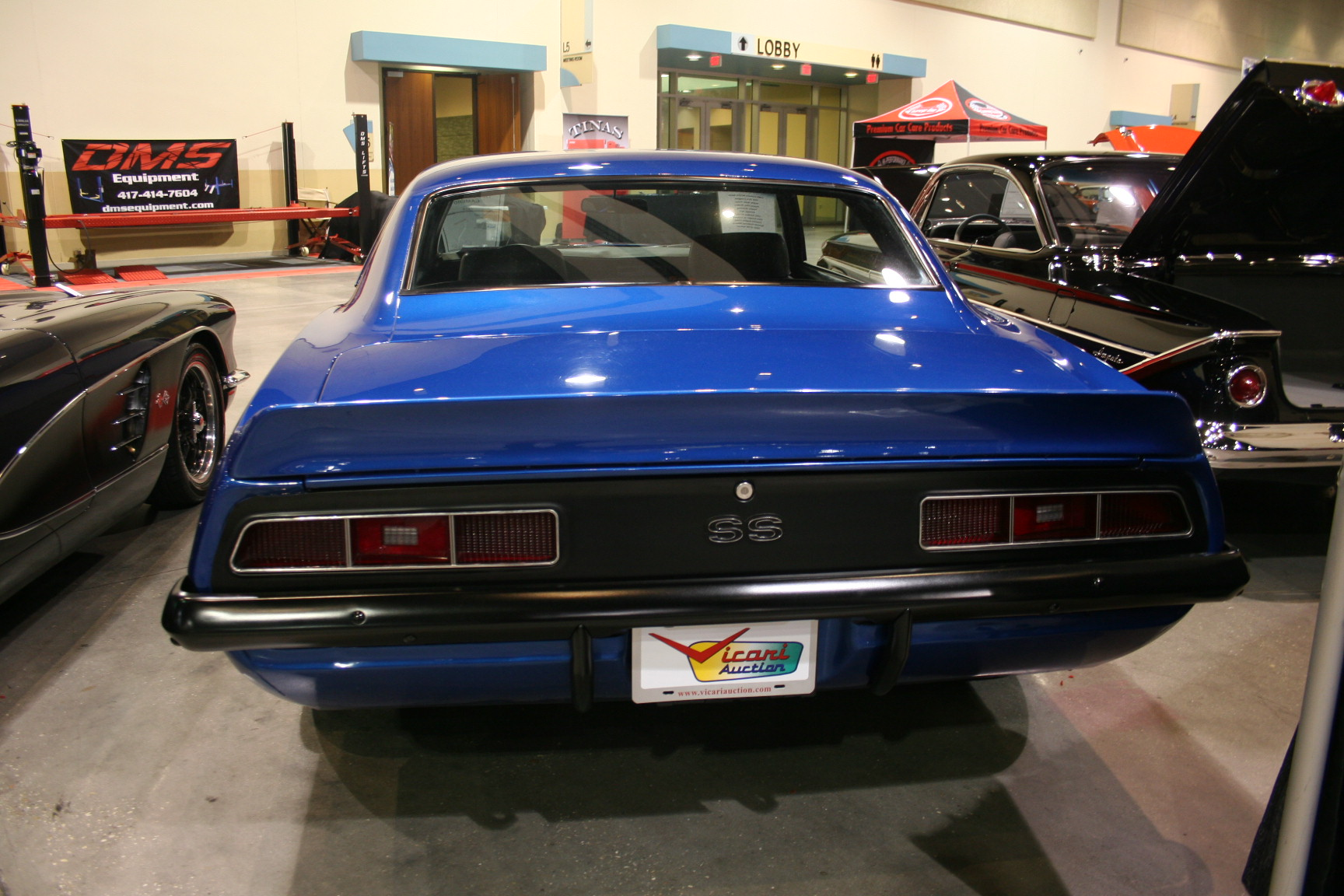12th Image of a 1969 CHEVROLET CAMERO