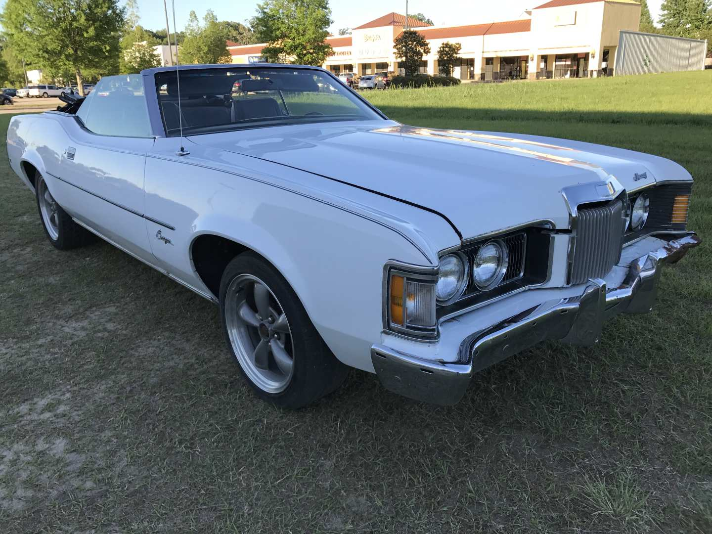 4th Image of a 1973 MERCURY COUGAR XR7