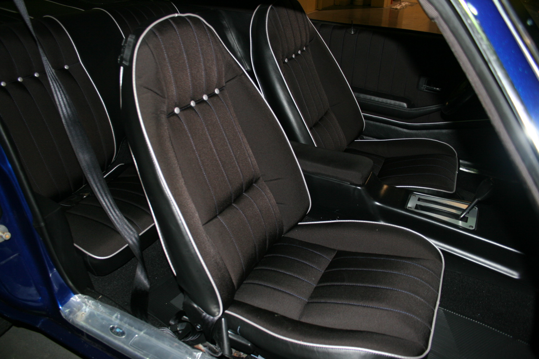 7th Image of a 1979 CHEVROLET CAMERO 2DR