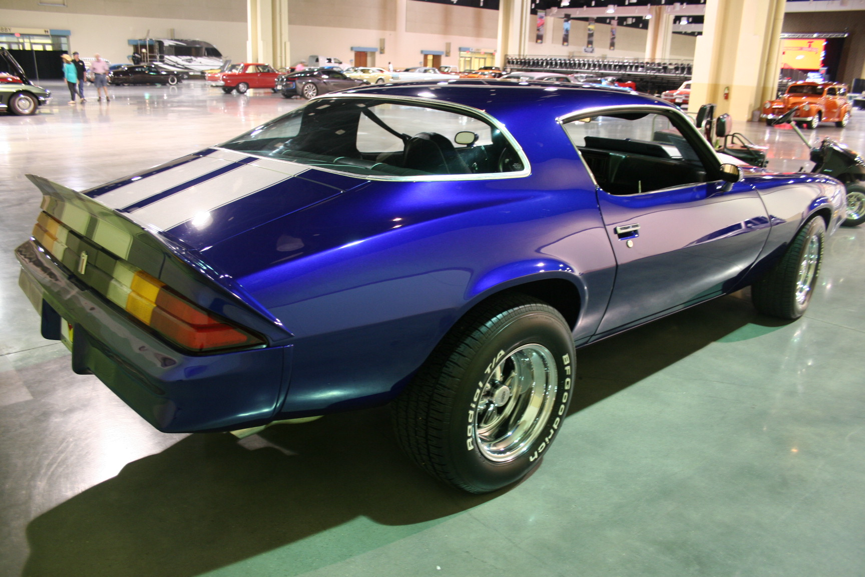 9th Image of a 1979 CHEVROLET CAMERO 2DR