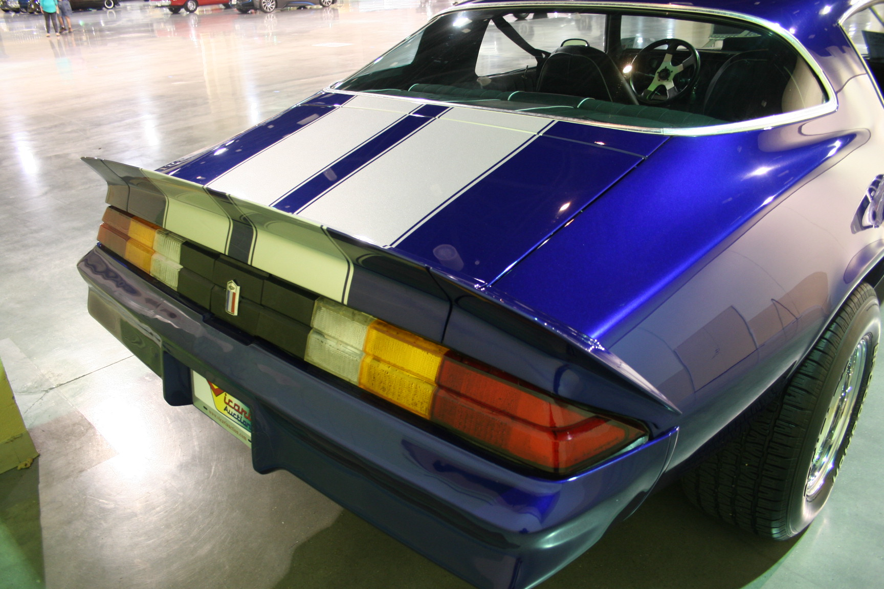 10th Image of a 1979 CHEVROLET CAMERO 2DR