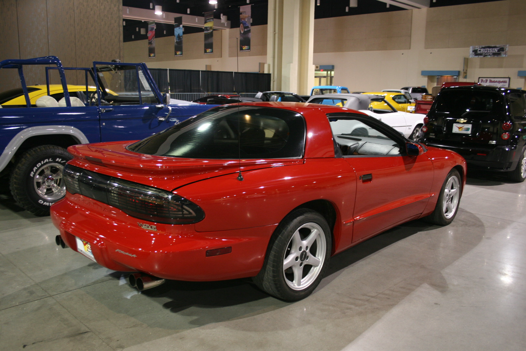 1996 Pontiac Firebird Formula For Sale At Vicari Auctions
