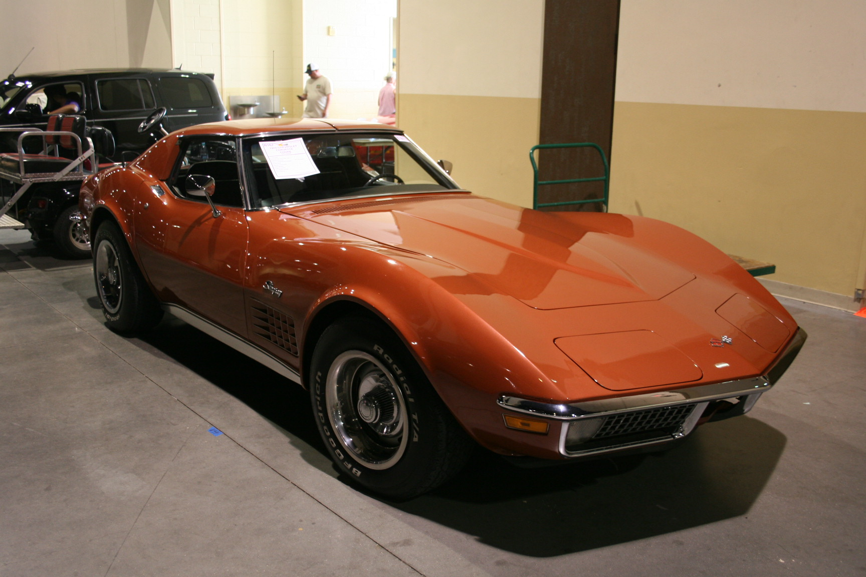 2nd Image of a 1970 CHEVROLET CORVETTE