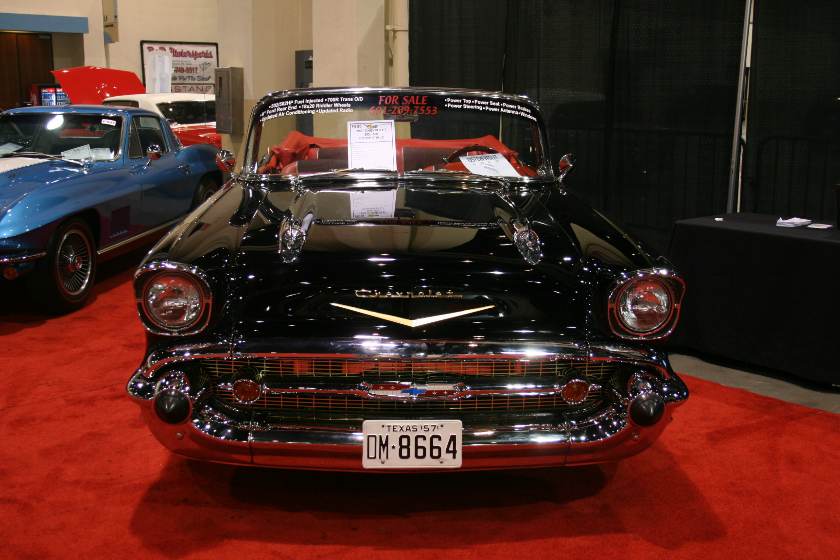 1st Image of a 1957 CHEVROLET BEL AIR