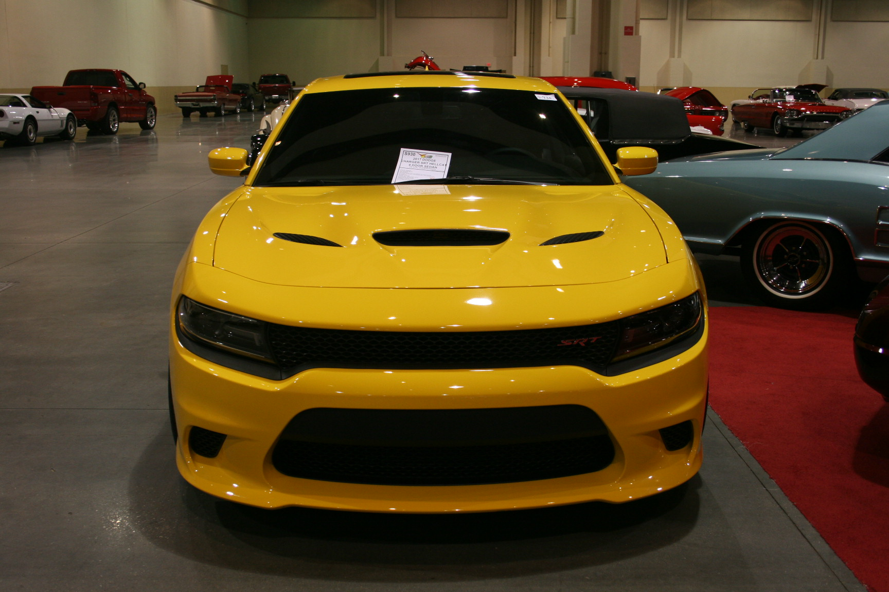1st Image of a 2017 DODGE CHARGER SRT HELLCAT