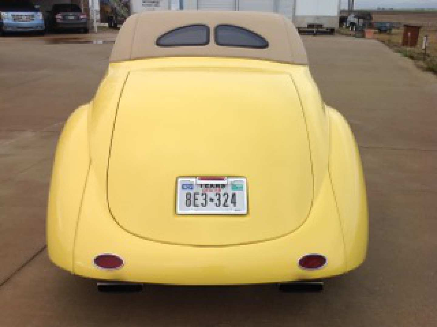 4th Image of a 1941 WILLYS CUSTOM 41 REPLICA