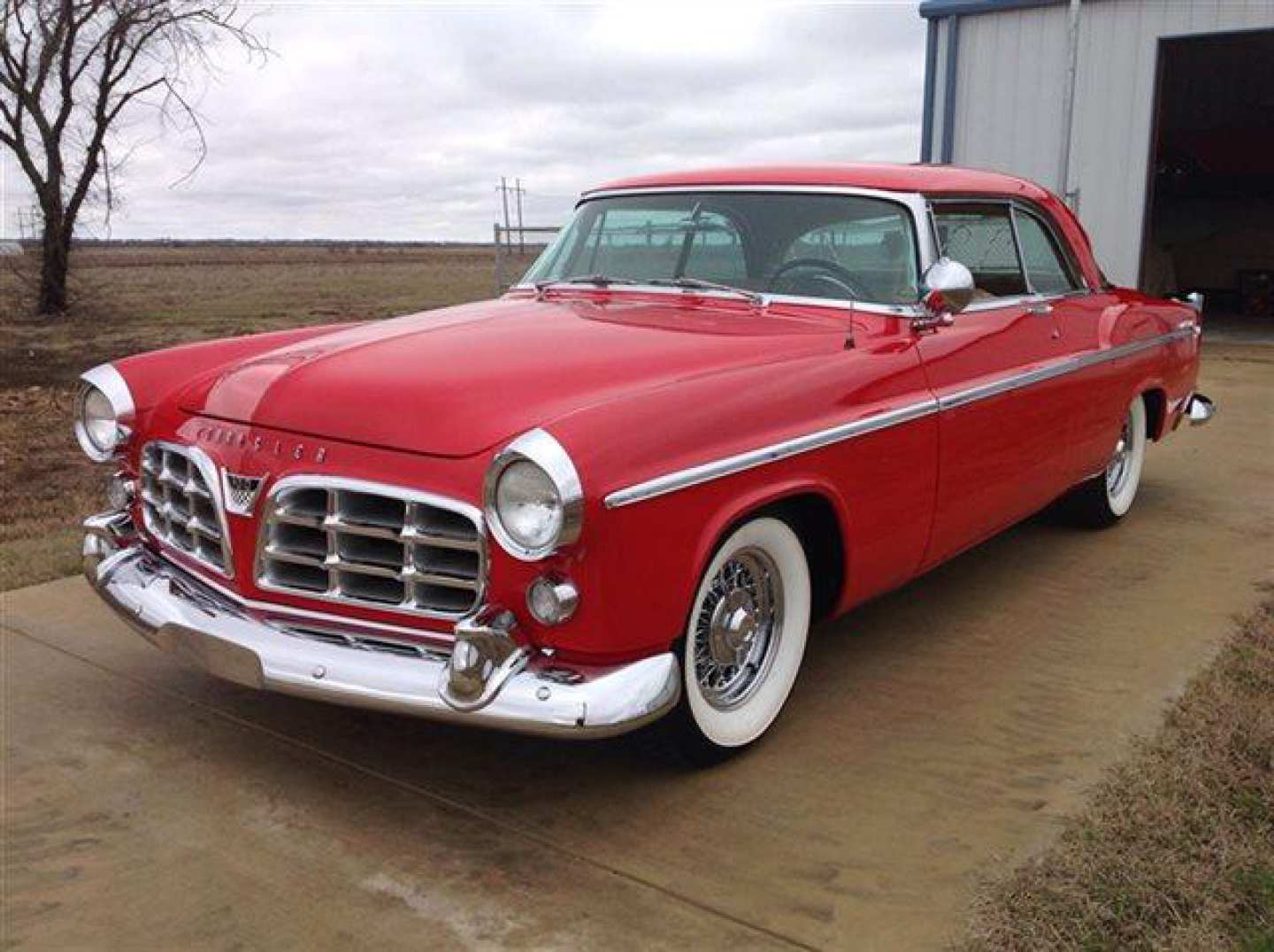6th Image of a 1955 CHRYSLER 300