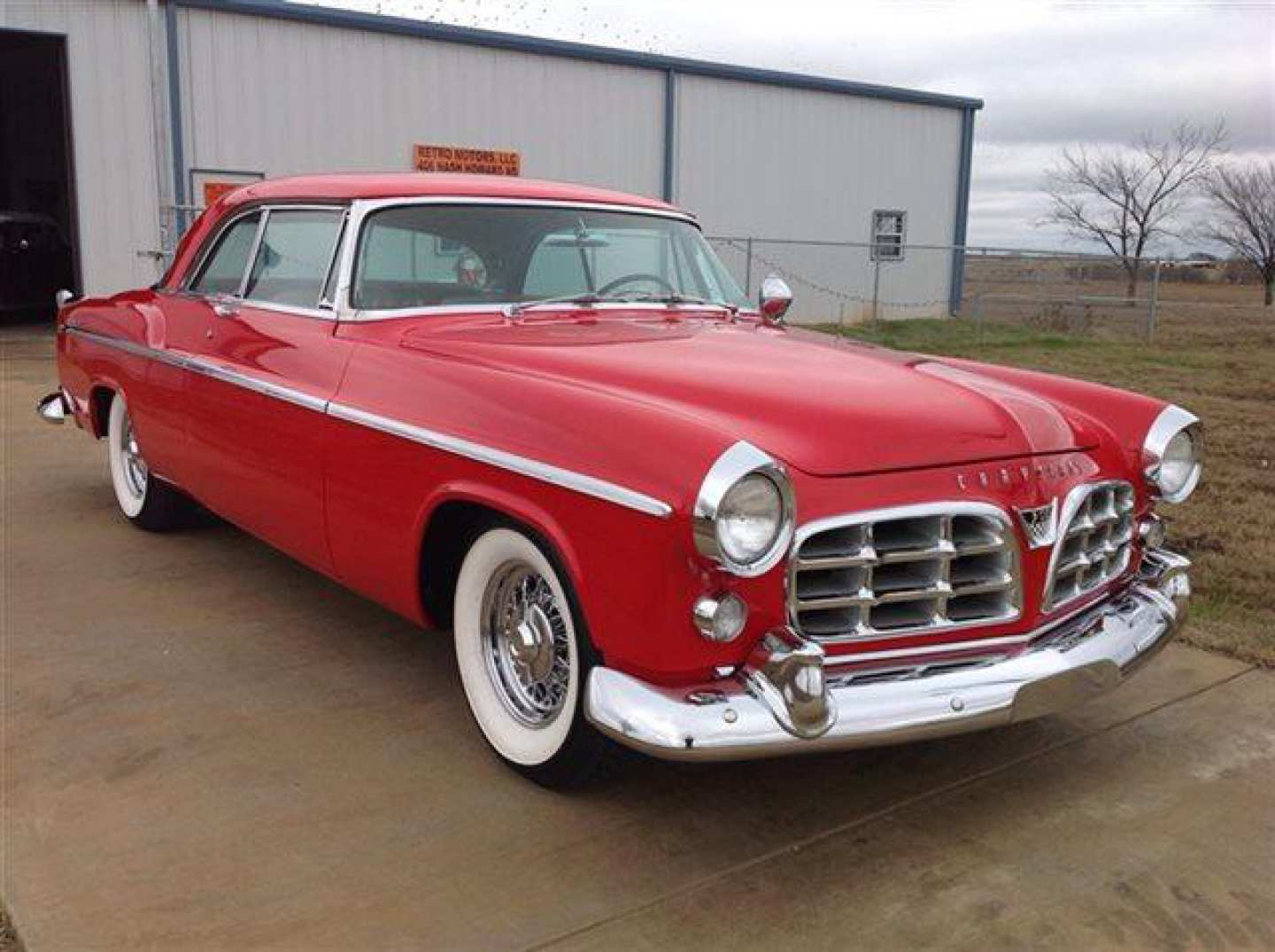 2nd Image of a 1955 CHRYSLER 300