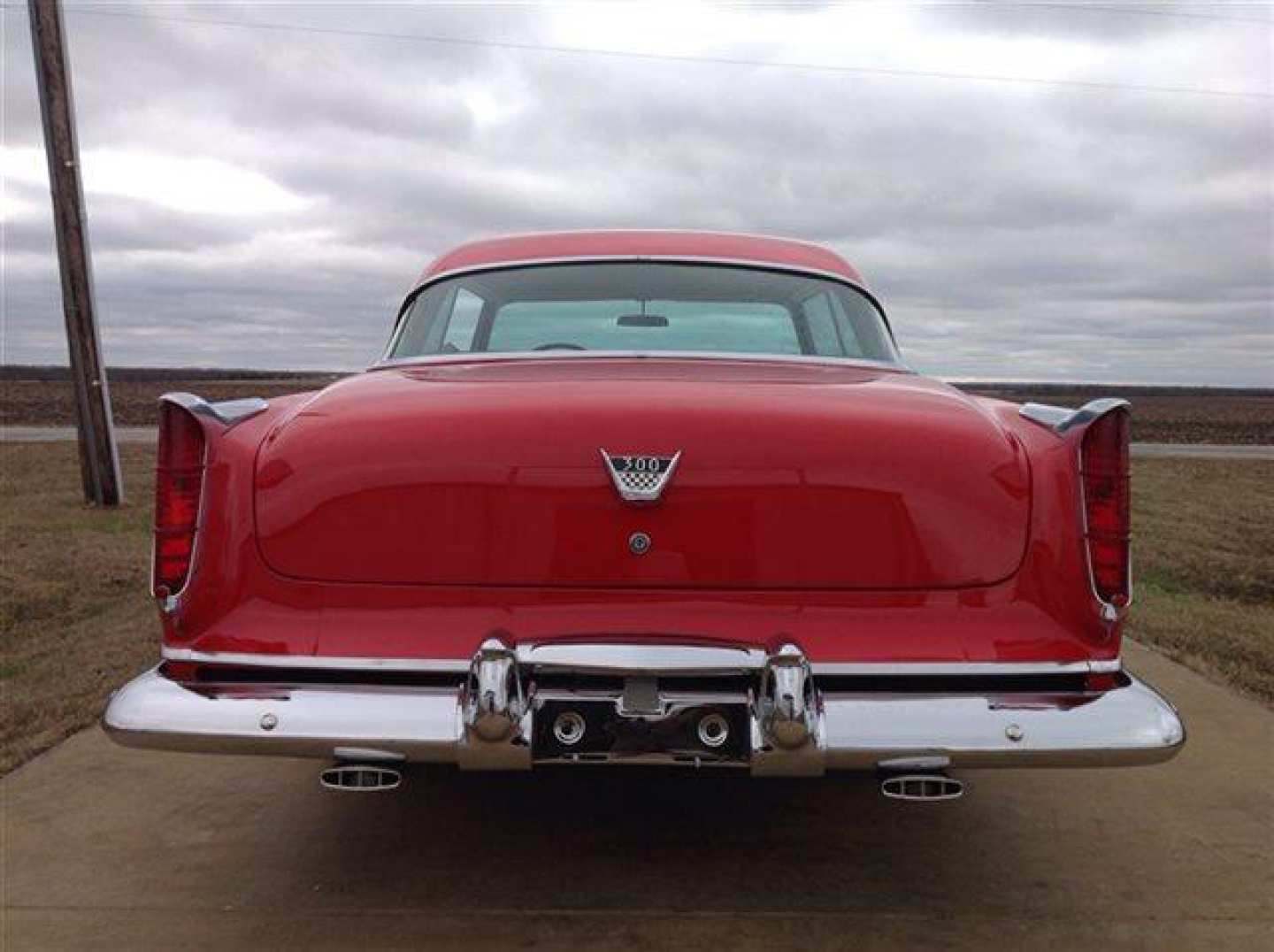 3rd Image of a 1955 CHRYSLER 300