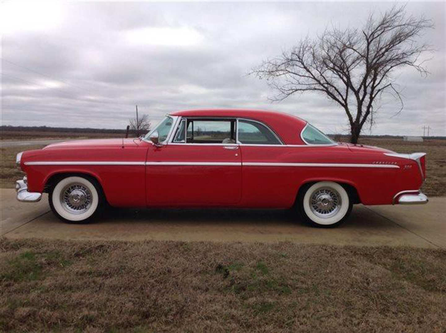 4th Image of a 1955 CHRYSLER 300