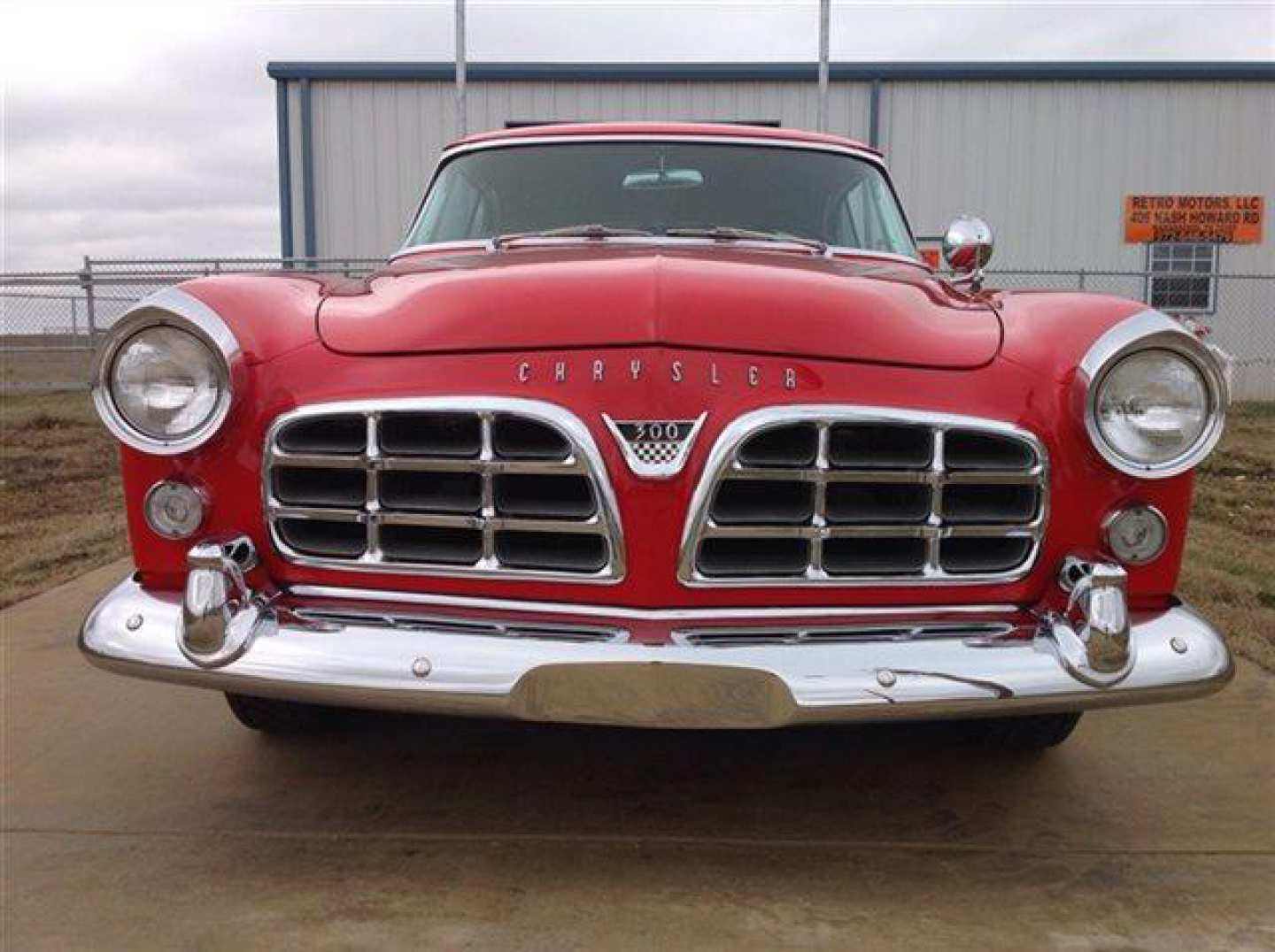 5th Image of a 1955 CHRYSLER 300