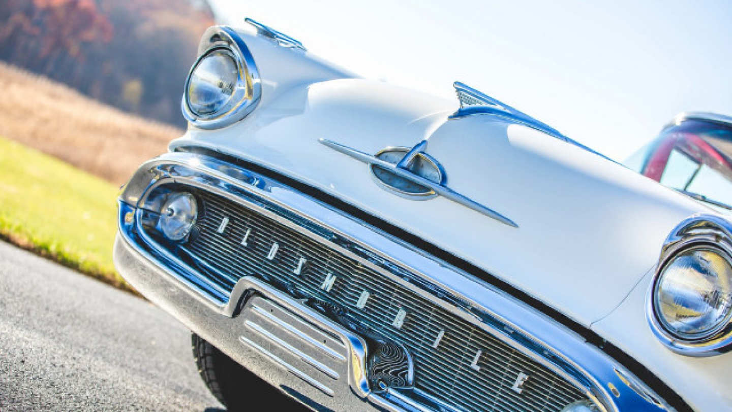 4th Image of a 1957 OLDSMOBILE SUPER 88