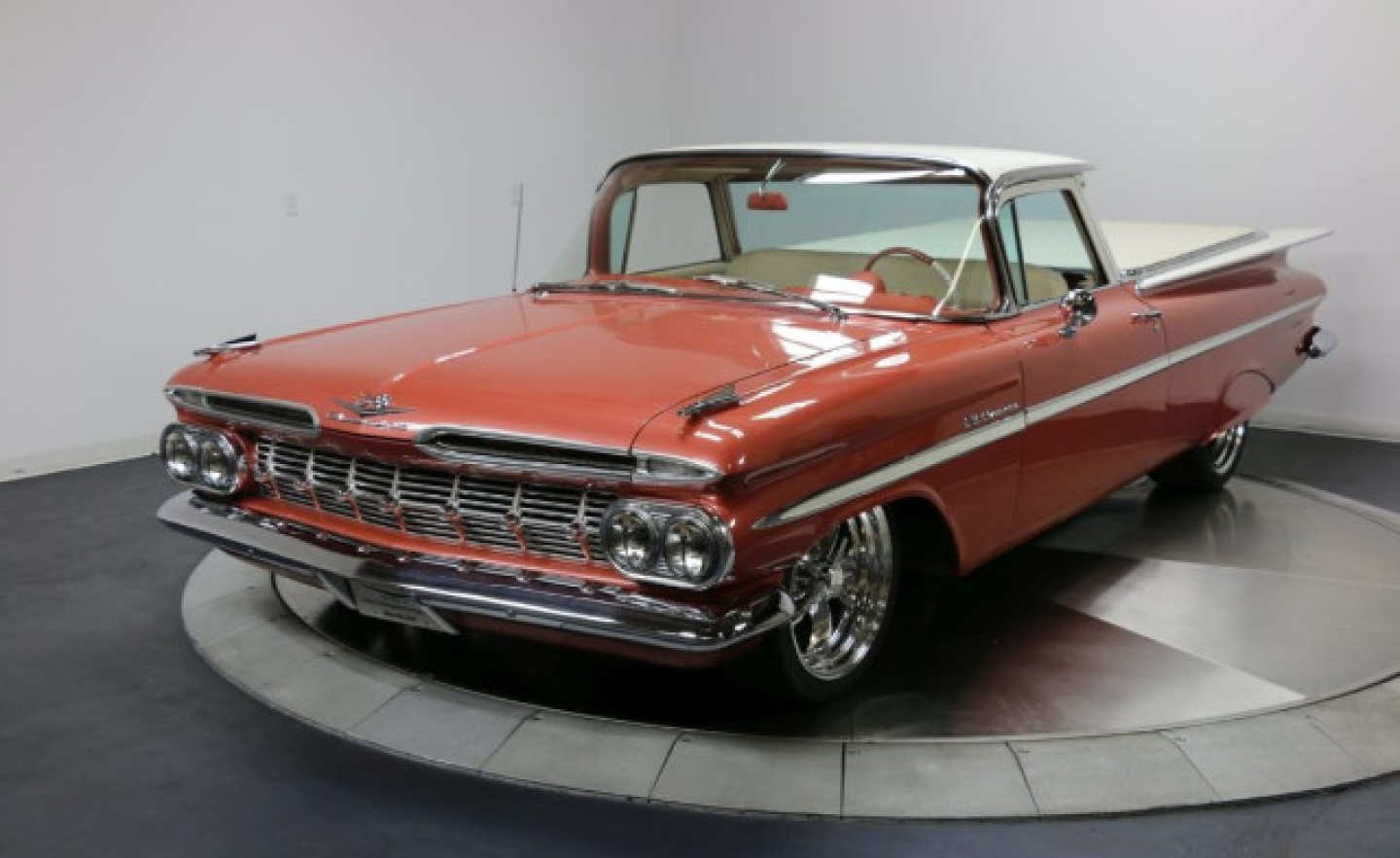 6th Image of a 1959 CHEVROLET EL CAMINO