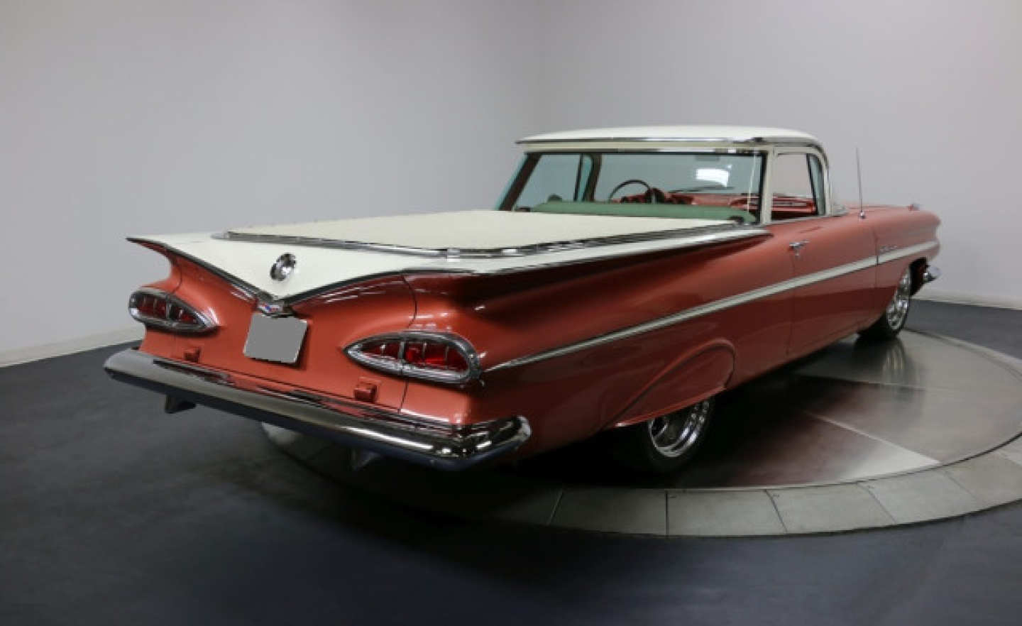 2nd Image of a 1959 CHEVROLET EL CAMINO