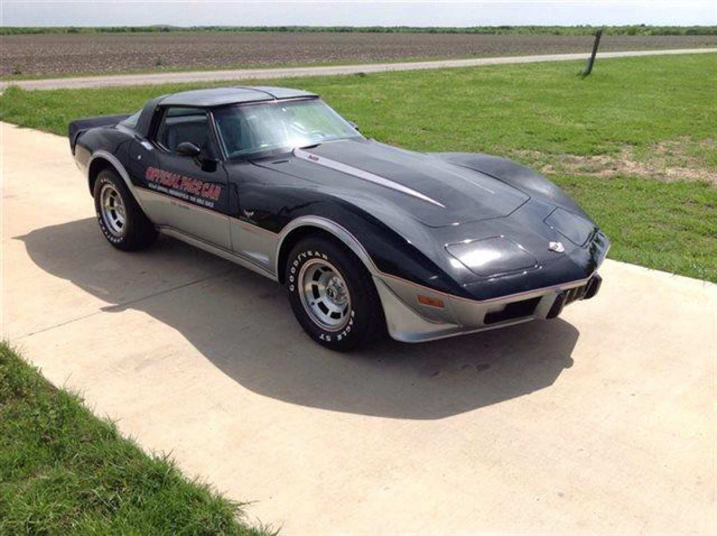5th Image of a 1978 CHEVROLETTE CORVETTE INDY PACE