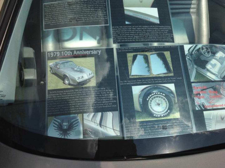 15th Image of a 1979 PONTIAC TRANS AM