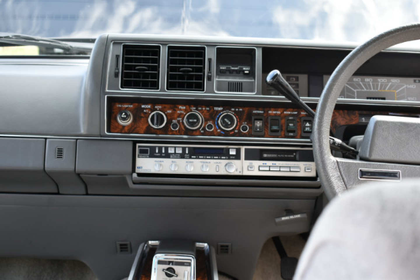 35th Image of a 1987 NISSAN PRESIDENT