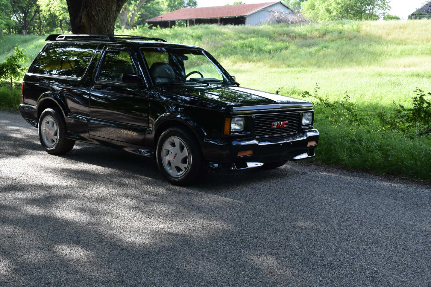 3rd Image of a 1993 GMC TYPHOON