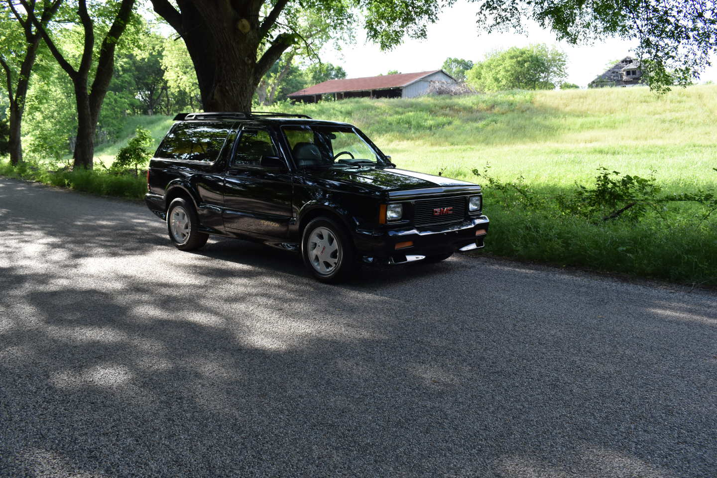 20th Image of a 1993 GMC TYPHOON