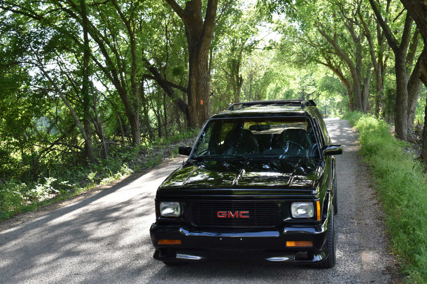 23rd Image of a 1993 GMC TYPHOON