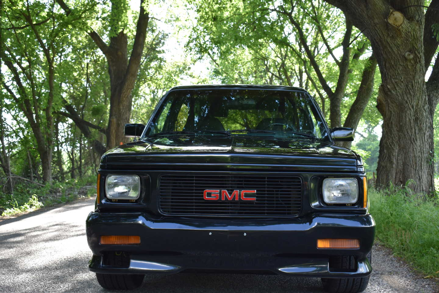 24th Image of a 1993 GMC TYPHOON
