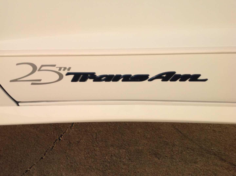 13th Image of a 1994 PONTIAC TRK TRANS AM
