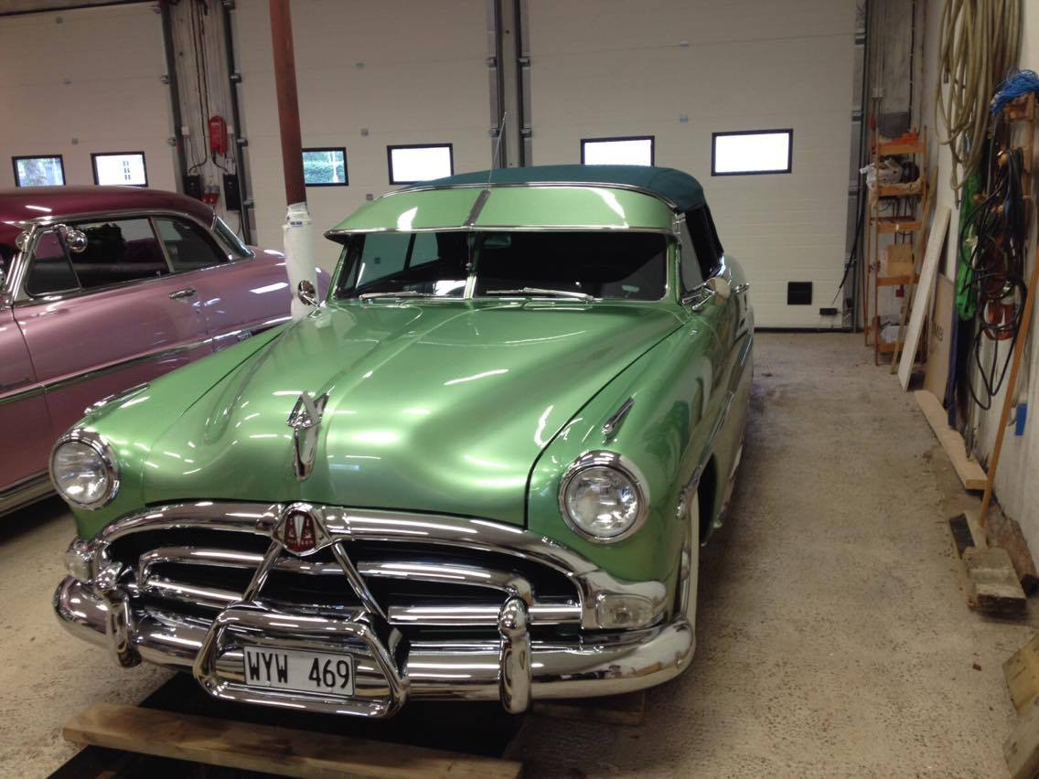 1st Image of a 1952 HUDSON HORNET BROUGHAM
