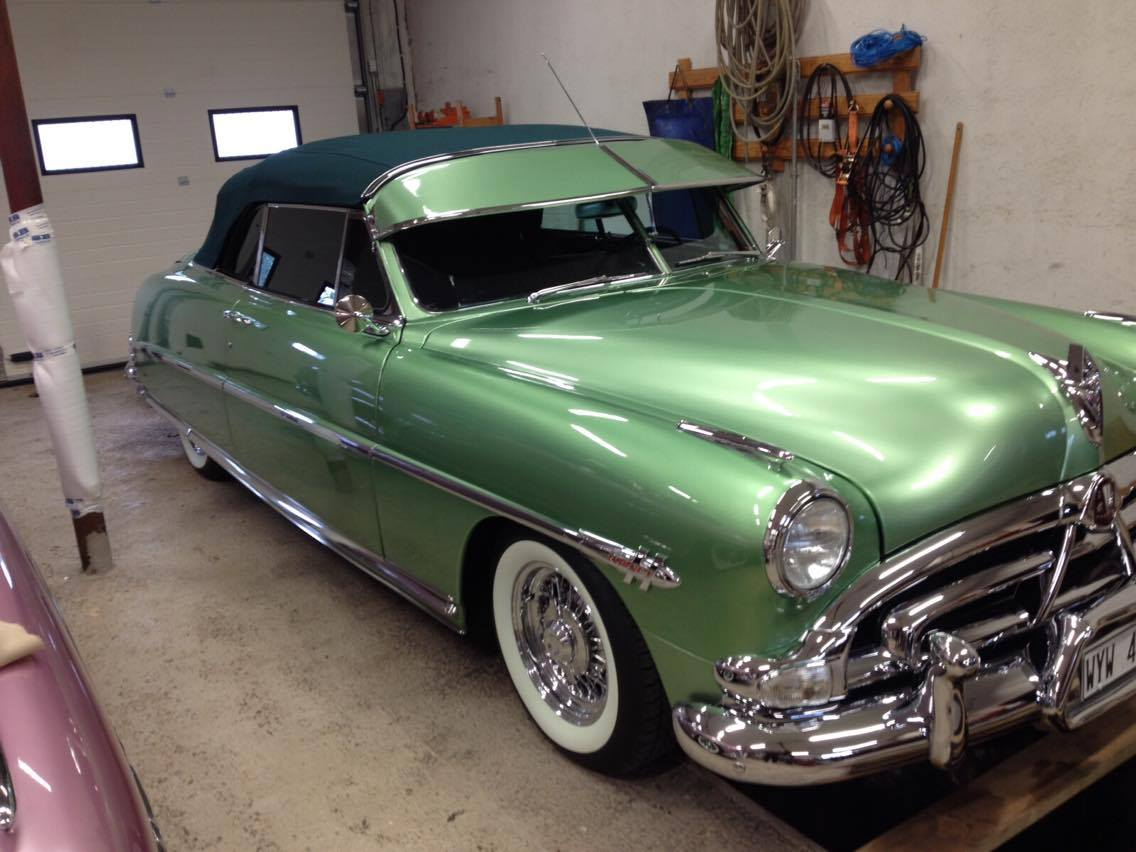 2nd Image of a 1952 HUDSON HORNET BROUGHAM