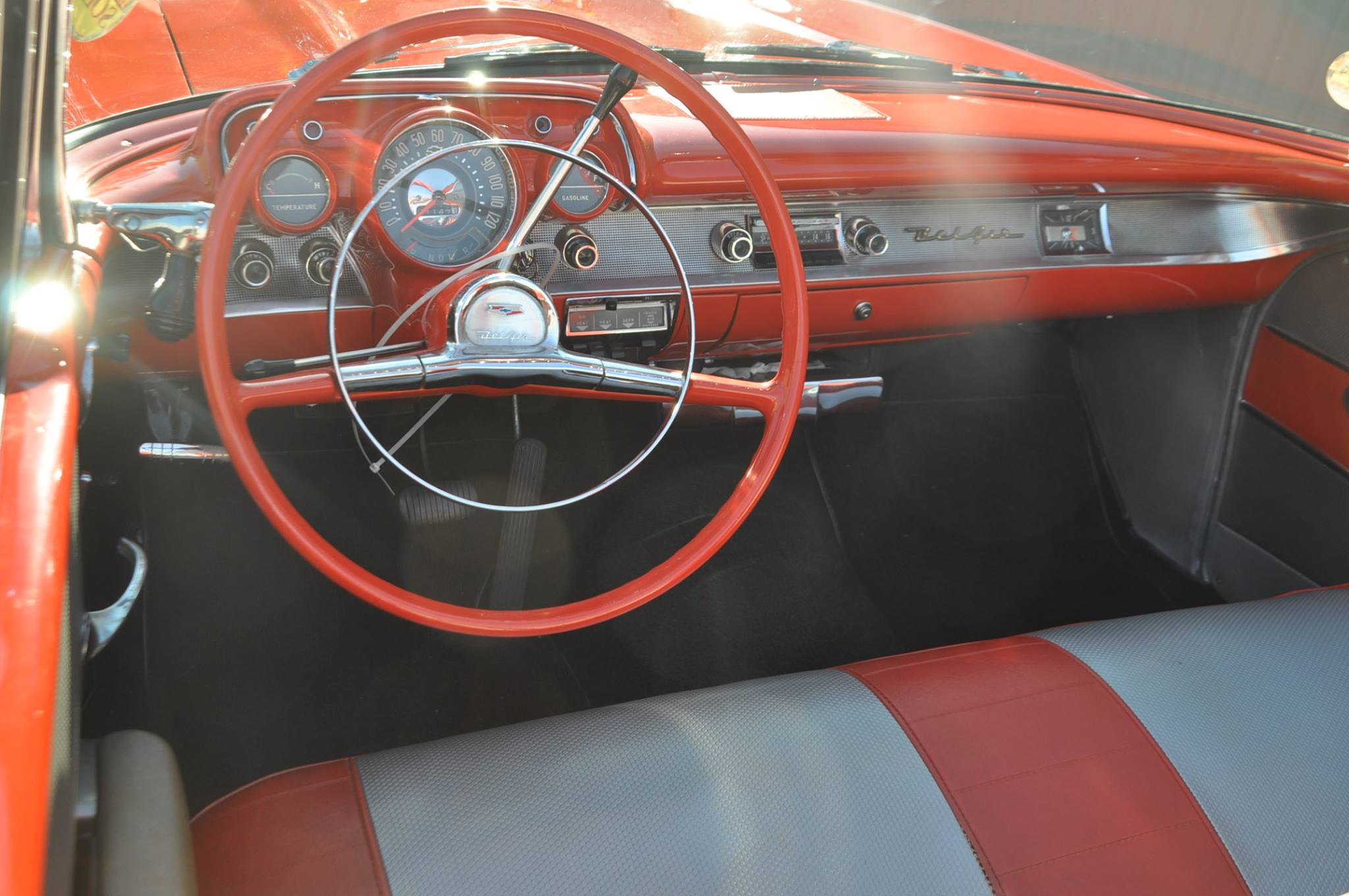 7th Image of a 1957 CHEVROLET BELAIR