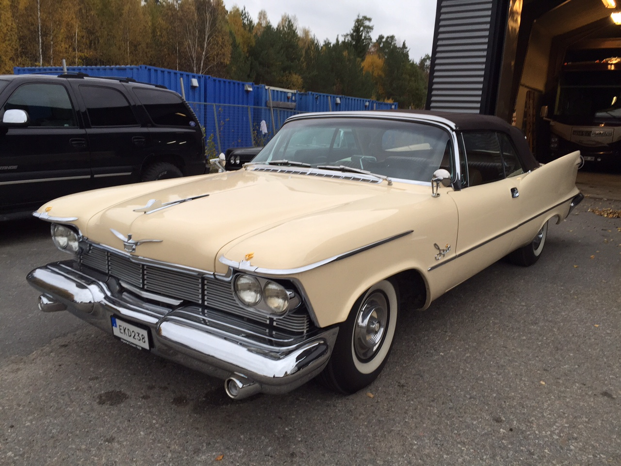 1st Image of a 1958 CHRYSLER IMPERIAL CROWN VICTORIA