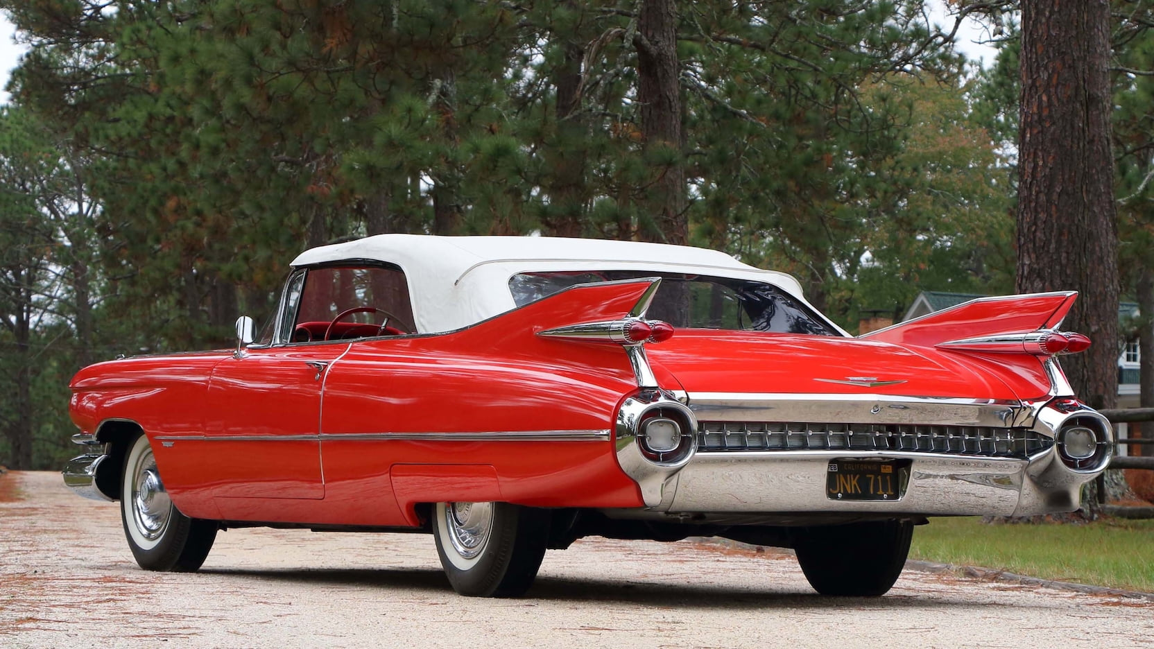5th Image of a 1959 CADILLAC SERIES 62