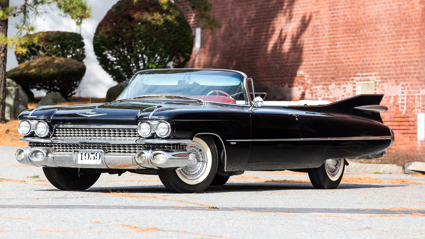 1st Image of a 1959 CADILLAC SERIES 62