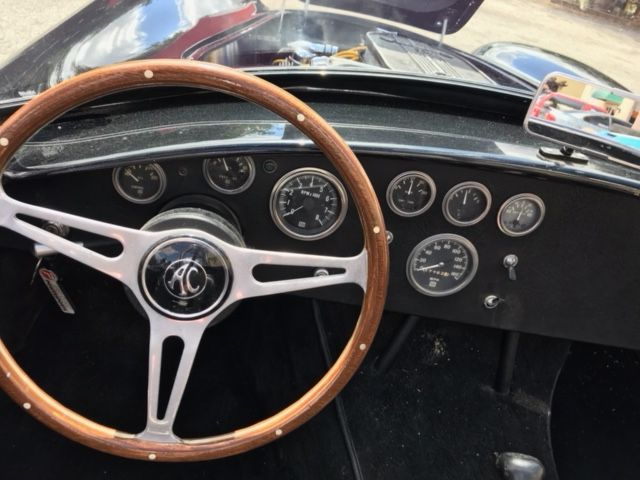 7th Image of a 1964 FORD AC 427 COBRA