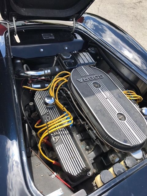 8th Image of a 1964 FORD AC 427 COBRA