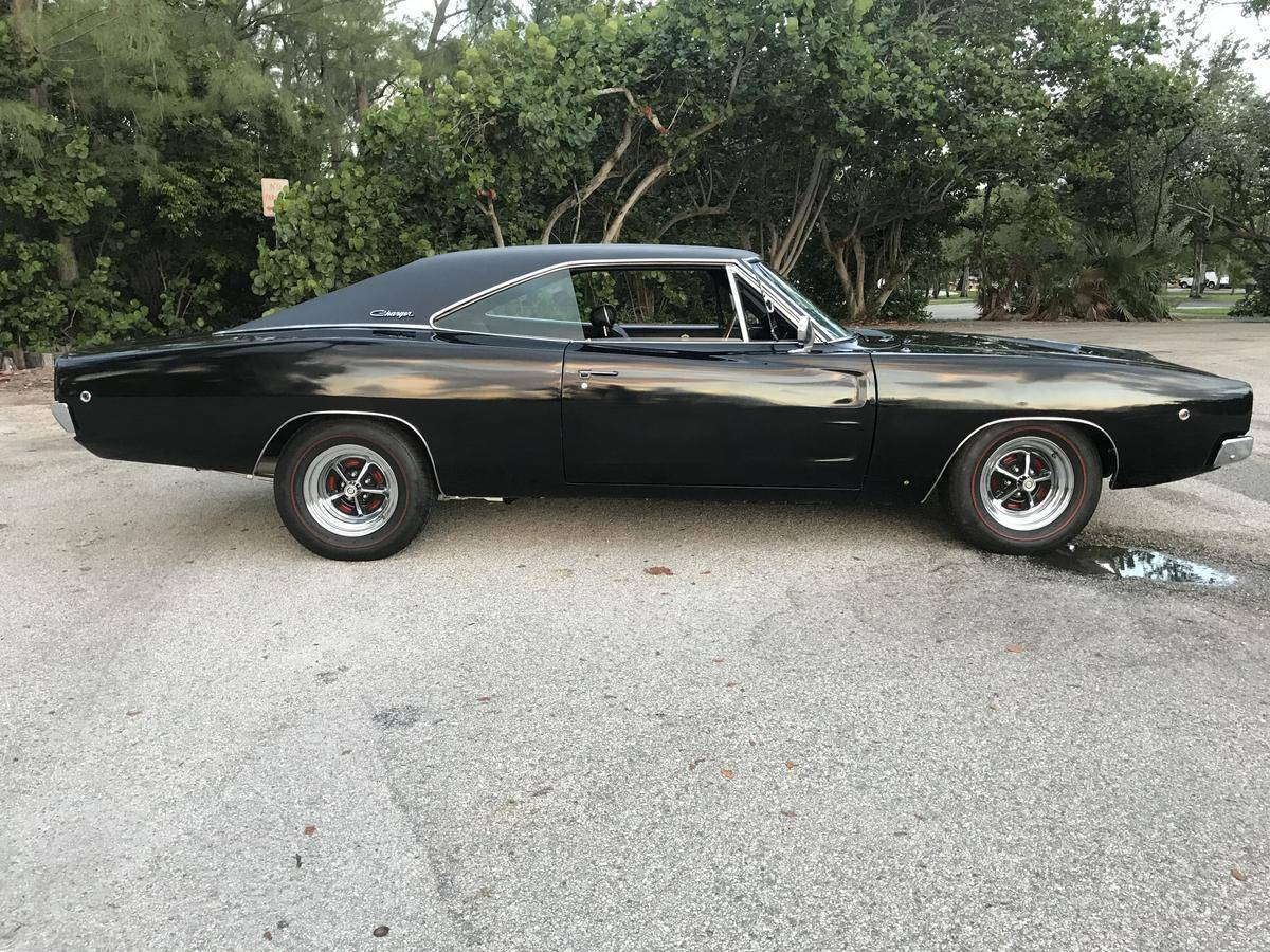 5th Image of a 1968 DODGE CHARGER R/T