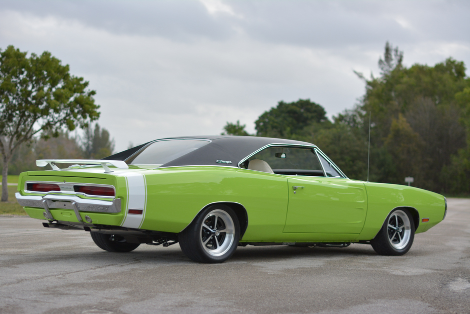 3rd Image of a 1970 DODGE CHARGER 500