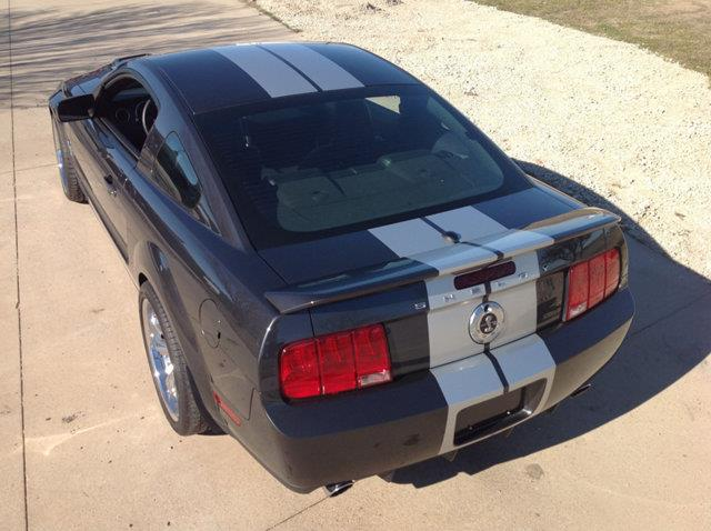 3rd Image of a 2007 FORD MUSTANG SHELBY