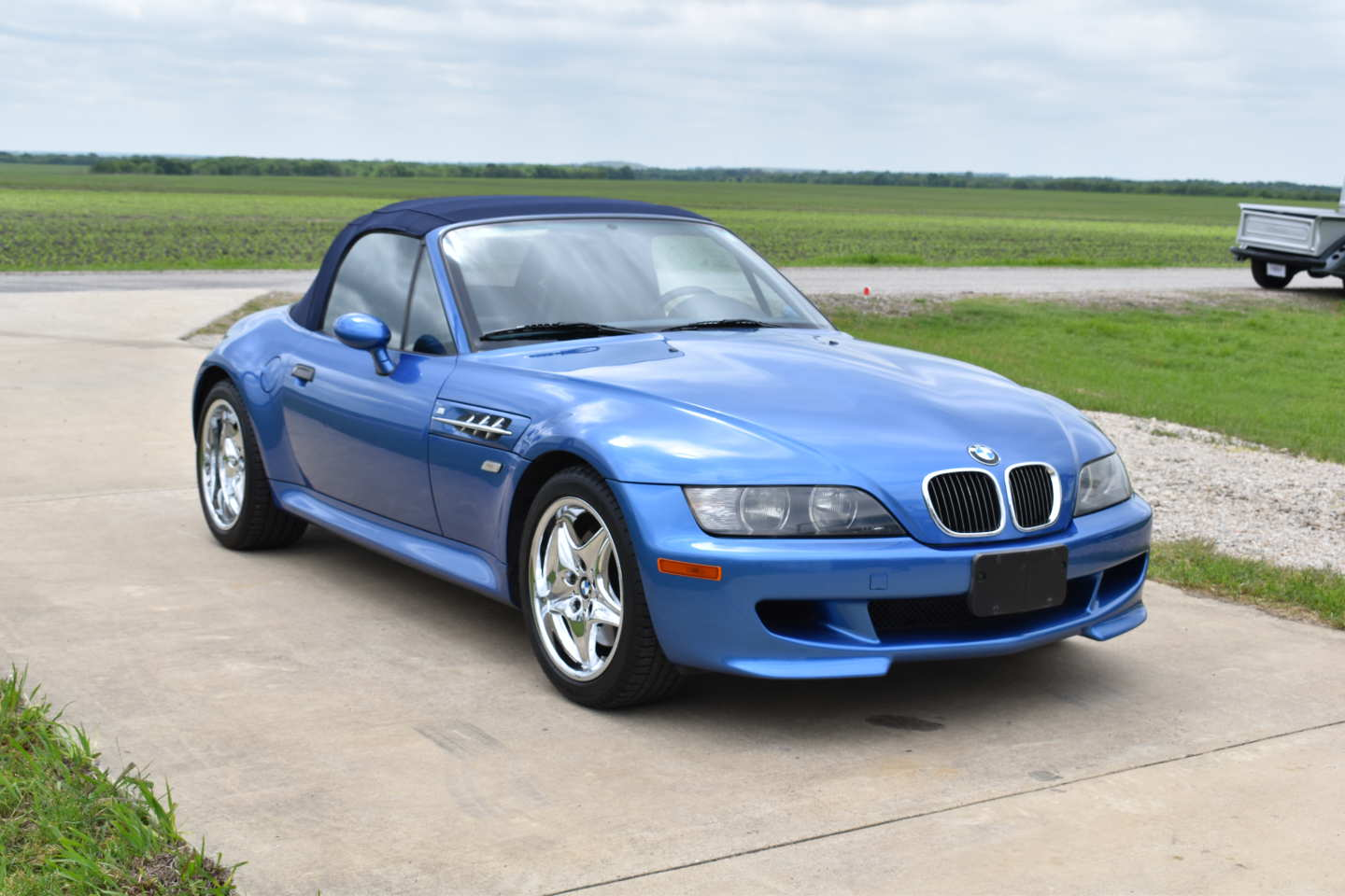6th Image of a 2000 BMW ROADSTER