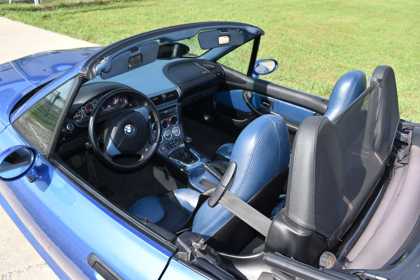 9th Image of a 2000 BMW ROADSTER
