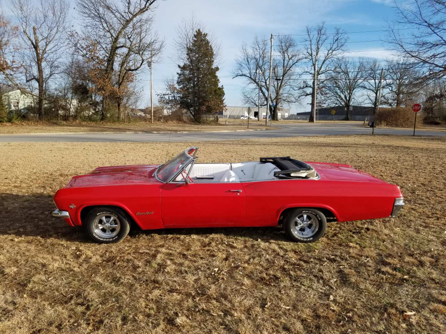 18th Image of a 1965 CHEVROLET IMPALA SS