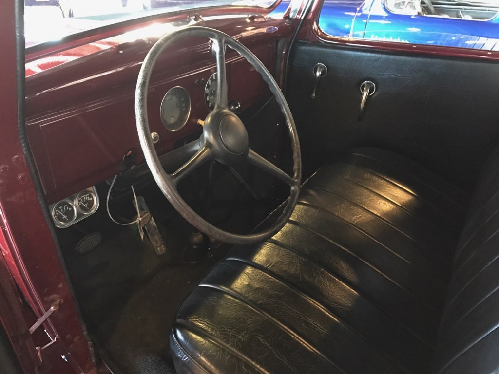 3rd Image of a 1937 DODGE FARGO
