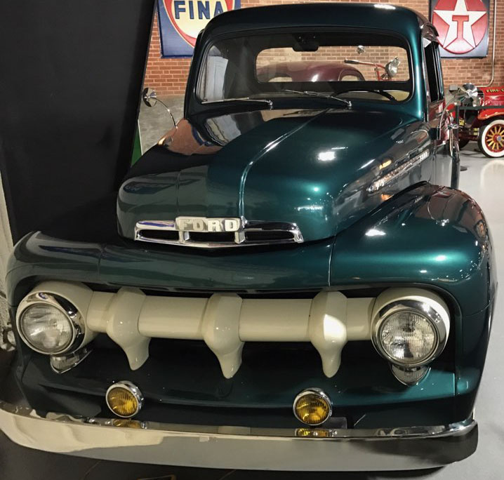4th Image of a 1951 FORD F3