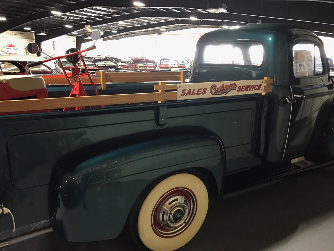 7th Image of a 1951 FORD F3