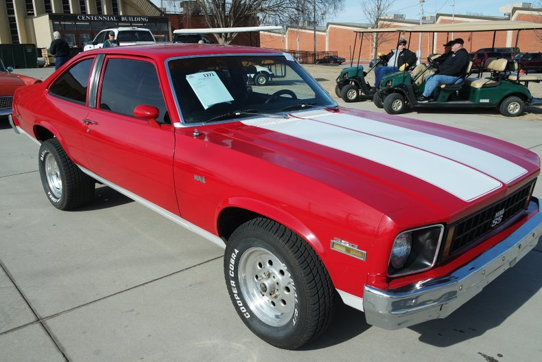 4th Image of a 1978 CHEVROLET NOVA